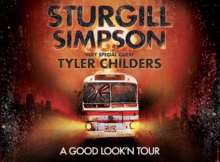 More Info for Sturgill Simpson: A Good Look'n Tour