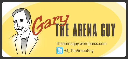 Follow Gary The Arena Guy on social media for the inside scoop!