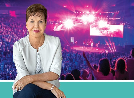 More Info for Joyce Meyer Conference Tour