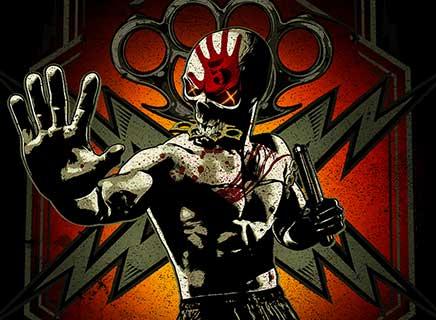 More Info for Five Finger Death Punch