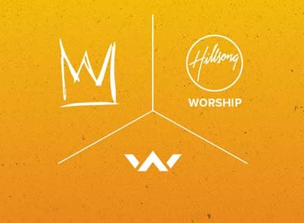 More Info for HILLSONG WORSHIP  CASTING CROWNS