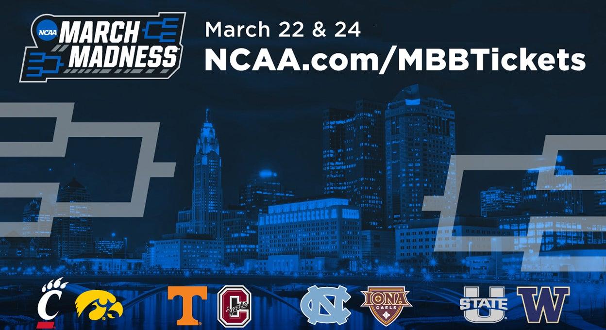 NCAA Men's Basketball Championship | Nationwide Arena