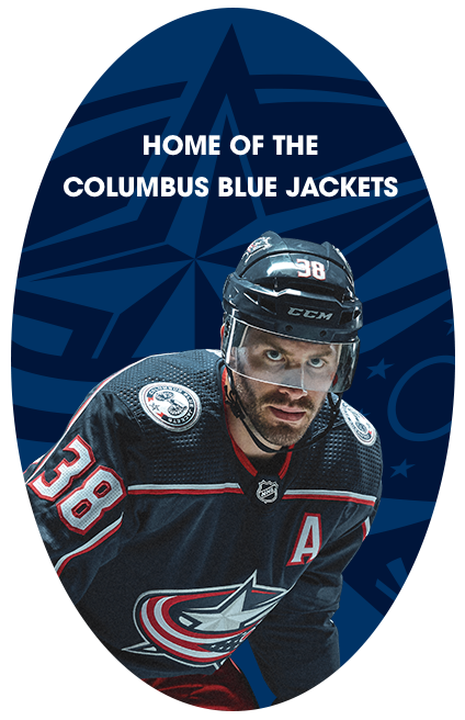 Home of the Columbus Blue Jackets