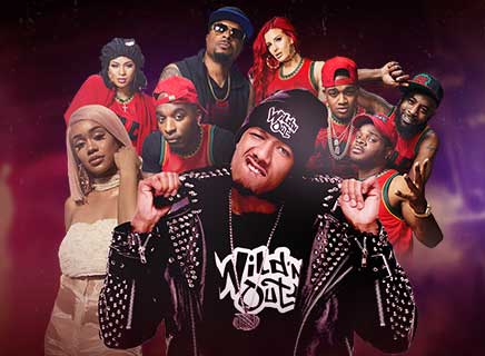 More Info for Nick Cannon's Wild 'N Out Live