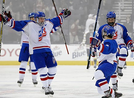 More Info for OHSAA Boys Ice Hockey State Tournament