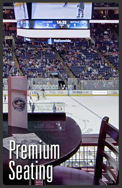 For information on premium seating, call us (614) 246-2000