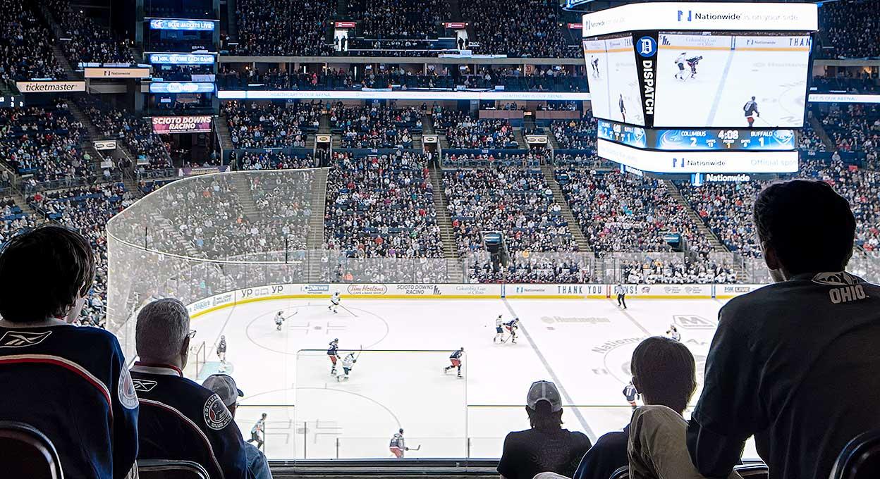 Suites Nationwide Arena