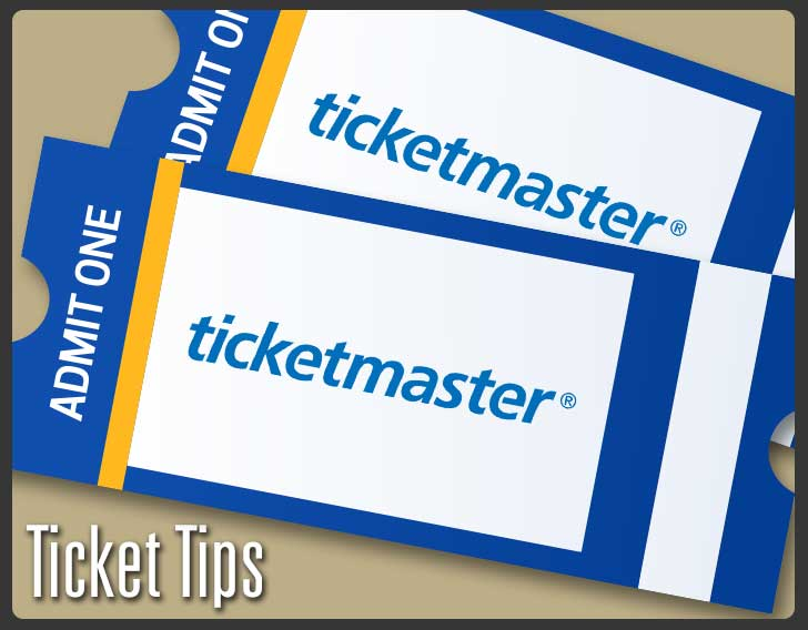 Ticket Tips at NWA