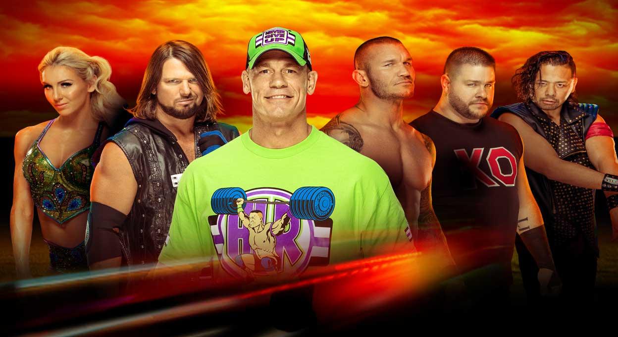 WWE FASTLANE | Nationwide Arena